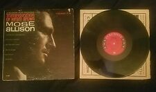 Transfiguration of Hiram Brown LP Mose Allison 6 six eye A Modern Jazz Premire