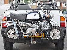 "Transport Rack for 8"" Wheel (Zinc Plated) Monkey Bike Honda Z50A Z50J Z50J1 Z50R"