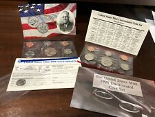 1996 Annual United States Mint Uncirculated Set with W Dime 11 Coins P and D BU