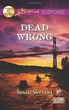 Dead Wrong (Love Inspired Suspense)