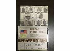 Belcar Indexable Inserts CONF 160R BP 54 #p48