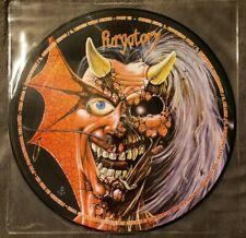 Iron Maiden - Purgatory - Maiden Japan - Picture Disc - Rare!