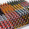 21 Pcs Medieval Kingdom - Soldiers Knight Medieval Army Set of military Lego MOC
