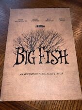 Tim Burton's Big Fish Collector's Edition (Dvd, 2004) Mint Condition! Ships Free
