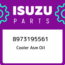 8973195561 Isuzu Cooler asm oil 8973195561, New Genuine OEM Part