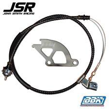 79-95 Mustang 5.0L V8 (GT/ LX/ Cobra) BBK Adjustable Clutch Cable & Quadrant Kit