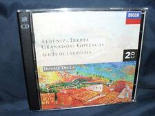 Albéniz / Granados – Iberia / Goyescas -Alicia De Larrocha -2CDs