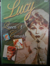 LUCY QUEEN OF COMEDY-A tribute to Lucille Ball,that redheaded bolt of lightning