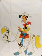 LUCKY LUKE DAISY TOWN French Grande movie poster 47x63 MORRIS NM 1970