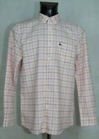 MENS JACK WILLS SHIRT LONG SLEEVE COTTON SIZE M VGC