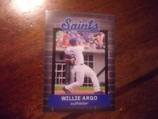 2015 ST. PAUL SAINTS Single Cards YOU PICK FROM LIST $1-$3 each