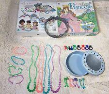 Original Pretty Pretty Princess Dress Up Board Game Hasbro Vtg 1999