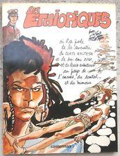 Corto Maltese Les Ethiopiques EO 1978 TTBE/ Proche Neuf Hugo Pratt