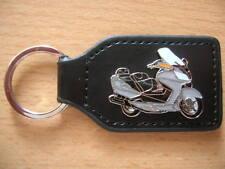 Schlüsselanhänger Suzuki Burgman AN 650 / AN650 silber silver Roller Art. 0871