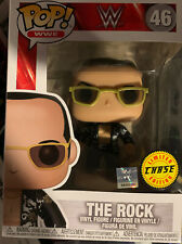 Funko Pop Wwe The Rock (Chase) #46