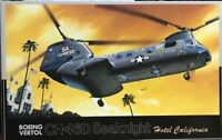 """1/72 Helicopter : Sikorsky CH-46D Seaknight """"Hotel California""""  [USN]  : FUJIMI"""