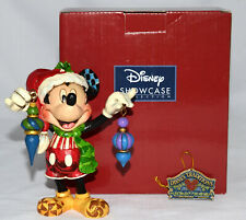 Disney Traditions Jim Shore Deck The Halls Christmas, Mickey Mouse, 4046064 Exc
