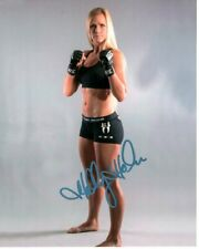 HOLLY HOLM signed autographed UFC FIGHTER photo