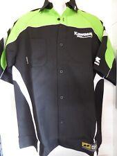 KAWASAKI Racing Rs Taichi Mangas Cortas Camisa XL