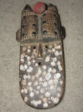 Fine African Toma Loma Horned Mask Guinea Landai Collector Africa Joli Masque