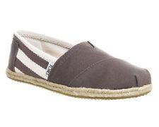Espadrilles Standard Width (B) Textile Upper Shoes for Women