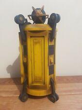 Yellow Doctor Who Tardis Time Machine