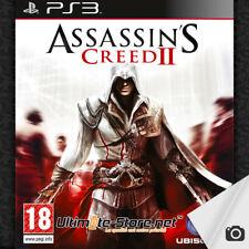 Jeu PS3 Assassin's Creed 2 II - PlayStation 3 - Ubisoft + Pub