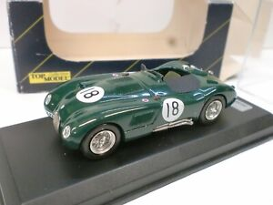 TOP MODEL 1/43 - JAGUAR C TYPE WINNER LE MANS 1953