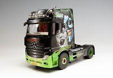 In Stock!! NZG 1/18 Diecast Tractor Truck JOKER  Mercedes-Benz Actros GIGASPACE