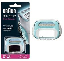Braun Silk epil 7 Dual Epilator Smoothing Cap Part 771WD /781WD