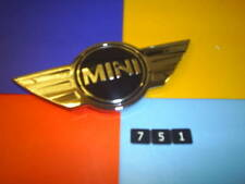 BMW MINI R60 R61,COOPER, S, PACEMAN, COUNTRYMAN,FRONT BADGE EMBLEM 51149811725.9