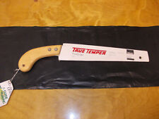 True Temper Pruning SAW PS14 Hardwood handle NOS Gardening Professional