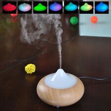 Ultrasonic Air Humidifier Oil Aroma Vaporiser Diffuser Purifier Steam Mist