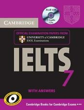 IELTS Practice Tests: Cambridge IELTS 7 : Examination Papers from University of