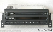 MINI COOPER CD MP3 PLAYER RADIO STEREO AUX CD53 R50 R52 R53 2002 2003 2004 2005