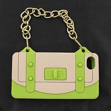 COVER IPHONE 4 4S CASE CASE SILICONE BAG PURSE GREEN BAG GREEN