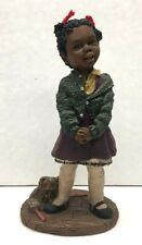 """All God's Children - """"Tish"""" Figurine #1572 - Miss Martha Originals"""
