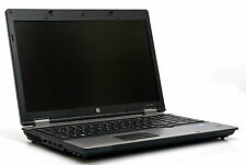 "HP ProBook 6550b Core i3-M370 2.4Ghz 8GB 320GB 15"" Win-10 Laptop (B)"