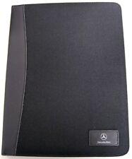 Mercedes Benz Konferenzmappe Bordmappe Einsteckmappe NEU