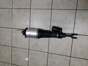BENTLEY CONTINENTAL RIGHT FRONT STRUT SHOCK SPRING 3W, AIR RIDE TYPE, 10/03-06/1