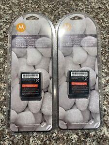 Motorola GU53615C Rechargeable Nicd Battery Talkabout 2-Way Radios 2x Pack