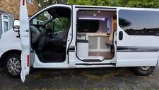 Vauxhall Vivaro campervan  motorhome camper day van +heating (Prmaster traffic)