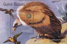Guinée-bissau Block324 neuf avec gomme originale 2001 Oiseaux