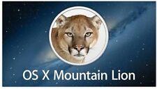 Mac OSX Mountain Lion Installer 27 24 21.5 Mac Pro 3,1 4,1 5,1 iMac