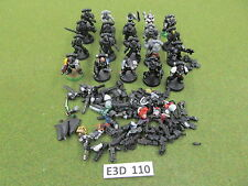 Warhammer 40K Space Marine army lot - 20 partially painted Tactical Troops cc
