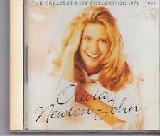 Olivia Newton John-The Greatest Hits Collection 1971-1994 cd album