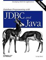 Database Programming with JDBC & Java: Developing Multi-Tier Applications (Java