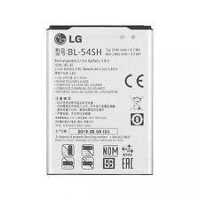 LG BL-54SH BATTERY FOR G3 S D405N L90 D722 G3 BEAT 2540 mAh