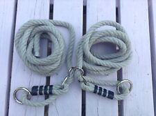 1 corde set Of Swing Swing de remplacement Swing corde pour tous les Swings sièges 1xSet pneumatique