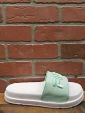 Fila women mint platform sandals. 7us